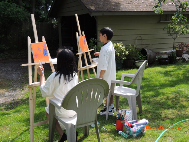 kids-in-the-garden-painting-2013
